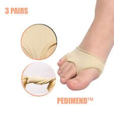 Pedimend™ 3 Pairs Sesamoiditis Pain Relief Pad Gel Cushions Feet Pressure Ball