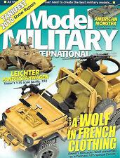 Model Military International 54 T28 LAV SIG 33 Mercedes Wolf Panhard Leichter