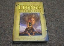 David Eddings and Leigh Eddings The Elder Gods Bk. 1  Hardcover, 1st printing