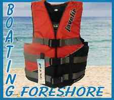 Life Jacket  JAVELIN FREERIDER  Adult  Large PFD  60kg +  RED