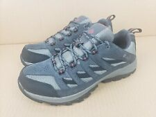 Columbia Men's Crestwood Waterproof Hiking Breathable High-Traction Grip SZ 8.5