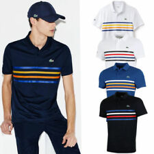 Lacoste Polyester Collared Casual Shirts & Tops for Men