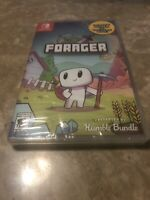 Forager (Nintendo Switch, 2019) Fast Free Shipping