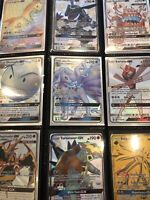 Pokemon Card Lot 100 OFFICIAL TCG Cards - GX EX MEGA + HOLOS (READ DESCRIPTION)