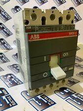 ABB SACE S3N, 100 Amp, 600 Volt, 3 Pole, Circuit Breaker- WARRANTY