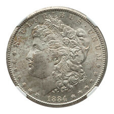 1884 CC Carson City Morgan Dollar NGC MS 64+