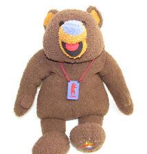 "JUMBO 2002 OLYMPICS SALT LAKE CITY BROWN BEAR COAL 26"""