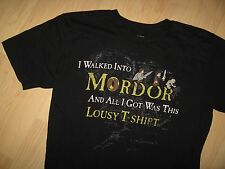 Lego Lord Of The Rings - 2012 Comic Con Convention Mordor Women's T Shirt XLarge