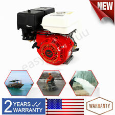 420cc Gas Gasoline Engine OHV Air Cooling 15 HP Single Cylinder With Oil Alarm