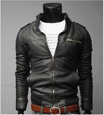 Leder 100% Jacke aus von Leder Herren Mann Leder Jacke Kleidung Cuir m3p