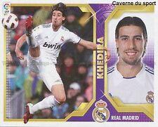 N°08A SAMI KHEDIRA # DEUTSCHLAND REAL MADRID STICKER CROMO PANINI LIGA 2012