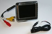 """3.5 """"TFT LCD Colour MONITOR con supporto"""