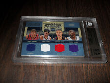 "2009-10 Panini ""Treasures"" #59/100- Blake Griffin/Stephen Curry rookie-BGS 9.5"