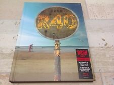 Rush - R40 (6 x BLU-RAY SET) limited edition box set  Geddy Lee   new & sealed