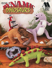 Dynamic Dinosaurs, Annie's crochet patterns