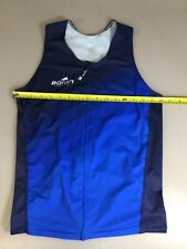 Borah Teamwear Womens Size Lage L Tri Triathlon Top (6910-126)