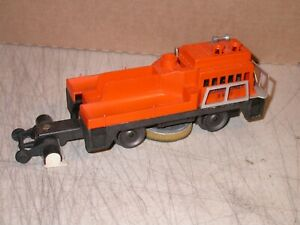 Postwar Lionel 0 3927 TRACK CLEANING CAR Excellent