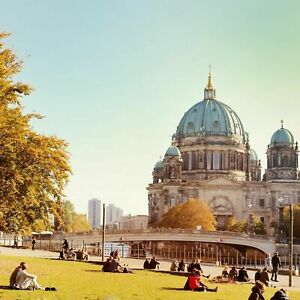 Berlin Reise 3T-2P @3* Hotel Tiergarten Berlin TOP Zentral + Frühstück + Parken