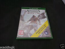 Microsoft Xbox One Game Assassin's Creed Black Flag Brand New Sealed Promo Versi