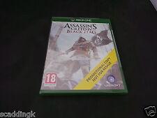 Microsoft Xbox One Juego Assassin's Creed Black Flag Nuevo Sellado Promo berlaku