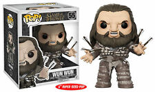 """Game Of Thrones wun 6"""" Pop Vinyl Figura tamaño extragrande NUEVO 55 Vendedor GB"""