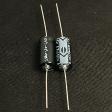 10pcs 47uf 50v Axial Electrolytic Capacitors 50v47uf for Audio