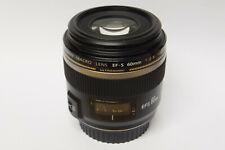 Canon EF-S 2,8 / 60 mm USM Macro Objektiv für EOS Digital gebraucht