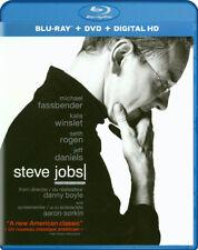 STEVE JOBS (BLU-RAY + DVD + DIGITAL HD) (BLU-RAY) (BILINGUAL) (BLU-RAY)