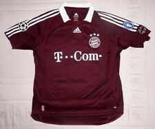 MAKAAY Adidas Bayern Munich trikot München camiseta Champions League 2006 2007