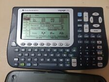 Texas Instruments Voyage 200 Graphing Calculator,