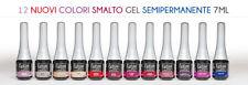 ESTROSA SMALTO GEL UNGHIE SEMIPERMANENTE 7 ML MINI UV & LED - MADE IN ITALY