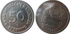 J379 50 penique Bank Deutscher países 1950 G en SS