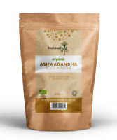 Organic Ashwagandha Powder by Natures Root - RAW | VEGAN | EXTRACT