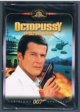 007 OCTOPUSSY OPERAZIONE PIOVRA ED. SPECIALE DVD SIGILLATO!!!