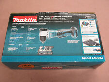 Makita XAD02Z 18V LXT Lithium-Ion Cordless 3/8-Inch Angle Drill Made In Japan