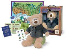 Nwt Gund Everywhere Plush Girl Teddy Bear W/Box