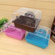 Portable Pet Shop Household Hamster Gerbil Small Pet Cage 23*17*16.5cm