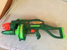 "BUZZ BEE TOYS AIR BLASTERS MOTORIZED AUTOMATIC TOMMY 20 NERF GUN ""PARTS ONLY"""