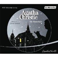 OLIVER KALKOFE - AGATHA CHRISTIE: DIE MAUSEFALLE 3 CD HÖRBUCH KRIMI NEU
