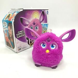 Hasbro Furby Connect Electronic Pet Toy Purple Bluetooth App Enabled Box 153126