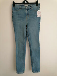 NEW Free People Light Blue Skinny Jeans Size 30R
