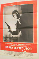 Filmplakat,Plakat,HARRY,ELEJECUTOR , DIRTY HARRY,CLINT EASTWOOD #138