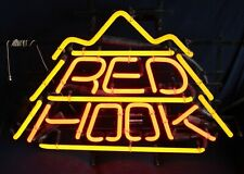 Red Hook Neon Sign Works! Everbrite Man Cave Decor!