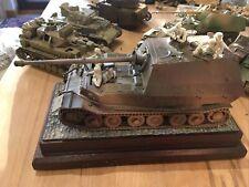 WWII Wehrmacht Jagdpanzer Elefant 1:35, gebaut