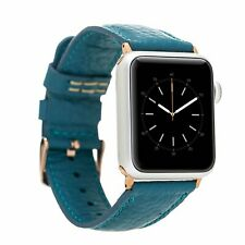 Rainbow Leather Band for Apple Watch 38 mm / 40 mm