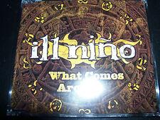 Ill Nino What Comes Around Australian 3 Track CD Single (Roadrunner)