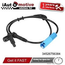 Bmw Mini One Cooper S Front ABS Wheel Speed Sensor R50 R52 R53 34526756384