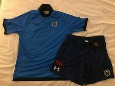 Under Armour - Richmond Soccer  Academy Shorts and Polo Size XL - BNWT