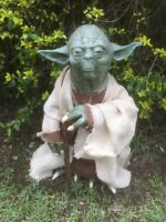STAR WARS LIFE SIZE MASTER YODA HIGH QUALITY STATUE