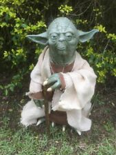 Star Wars Life Size Master Yoda High Quality Hand Made Statue